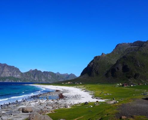 vista spiaggia di Uttakliev