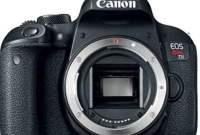 Canon Eos T7i Utility