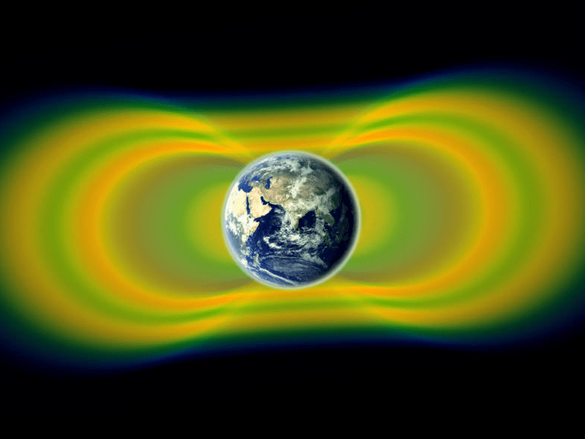 New research shows how lightning-triggered plasma waves in Earth's magnetosphere trigger processes that can threaten satellites