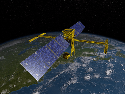 The SWOT satellite, slated for launch in 2021, will survey lakes, rivers, reservoirs, and oceans as it orbits Earth.