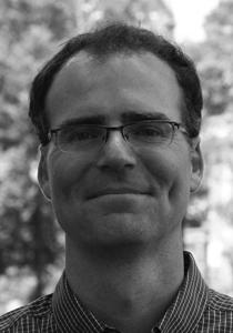 Isaac Larsen, recipient of the 2017 Luna B. Leopold Young Scientist Award.