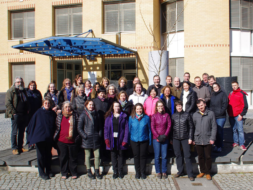 Enabling FAIR Data project stakeholders attended a workshop last March in Germany