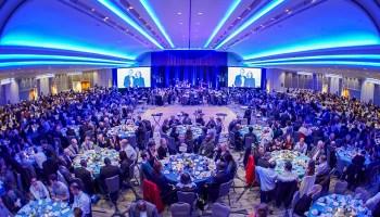 The AGU Honors Banquet at Fall Meeting 2018