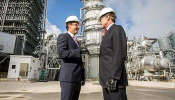 Petra Nova carbon capture project