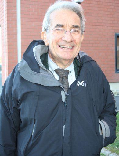 Photograph of Renato Funiciello