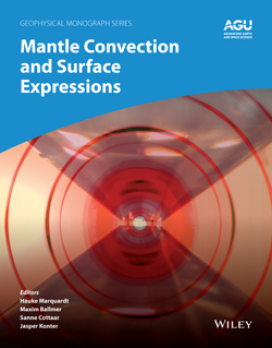 Front cover of the book Mantle Convection and Surface Expressions