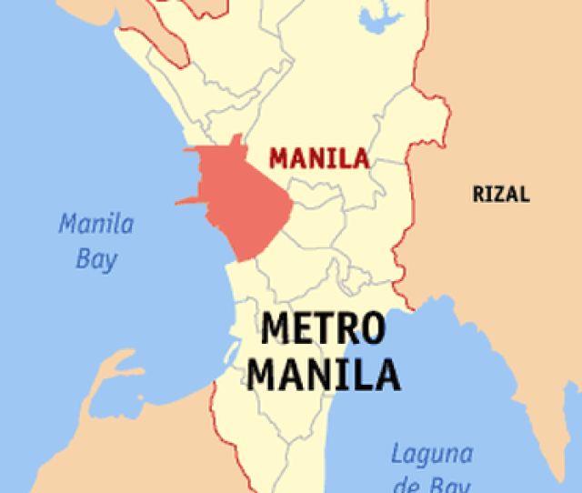 Manila Is The Bustling Capital Of The Philippines Located On The Eastern Shore Of Manila Bay It Is Situated On The Western Coast Of The Island Of Luzon