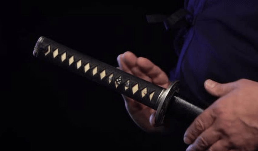 Gripping the Sword
