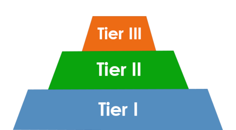 Tiers of Violence Training