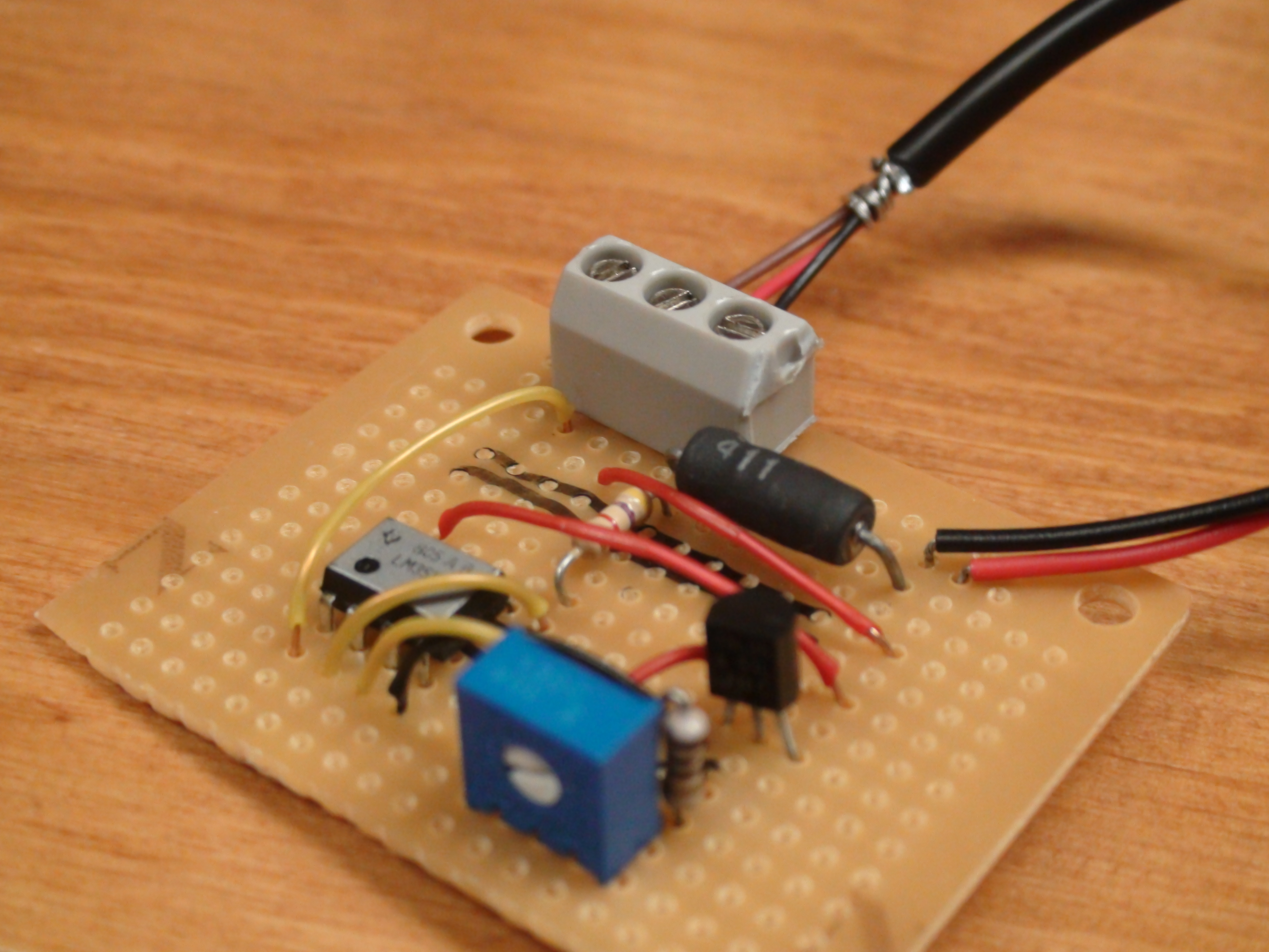 Constant Current Led Drive Circuit Diagram