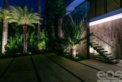 eos outdoor lighting miami landscape