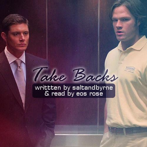 Cover image for Take Backs