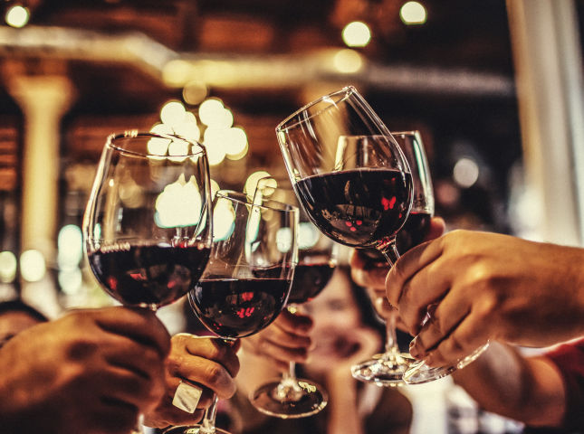 Image result for cheers wine