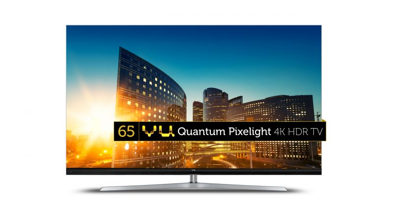 Vu 65-inch Quantum Pixelight 4K LED TV