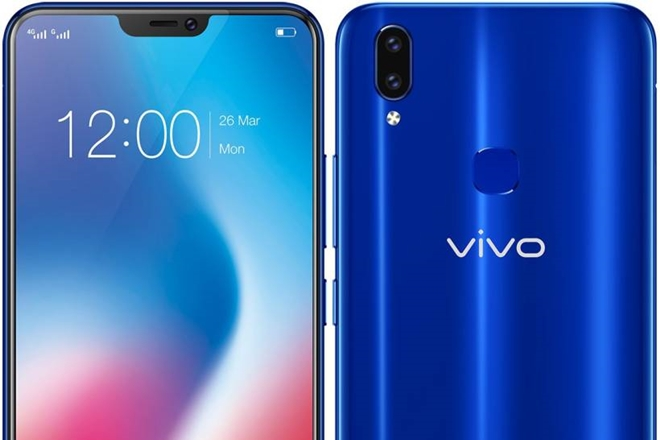 Vivo V9 Pro Android Pie update confirmed by Vivo
