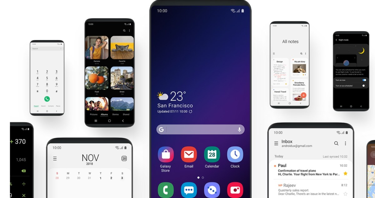 Samsung Galaxy A7, Galaxy A8 & Galaxy A9 (2018) are getting Android Pie