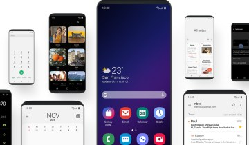 Samsung A9 Android Pie Update One UI