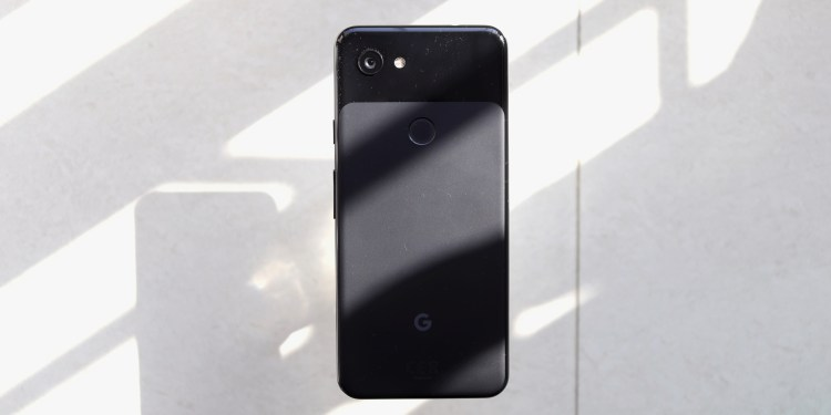 Google Pixel 3a XL India
