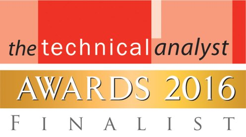 Finalist for Best Specialist Product 2016