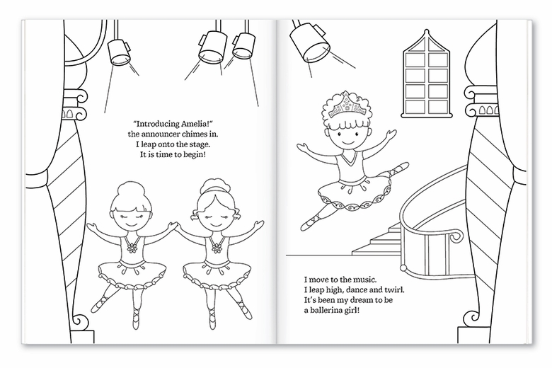 Tap Dance Recital Coloring Pages Coloring Pages