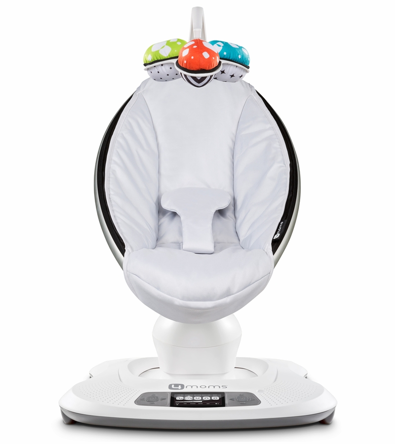 4moms Mamaroo Infant Seat  Grey Classic