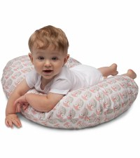 Boppy Nursing Pillow with Slipcover - Mod Owls