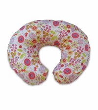 Boppy Nursing Pillow with Slipcover - Sunny Day Pink