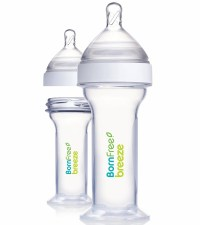 Born Free Breeze Preemie Bottle 2-Pack, 2 oz