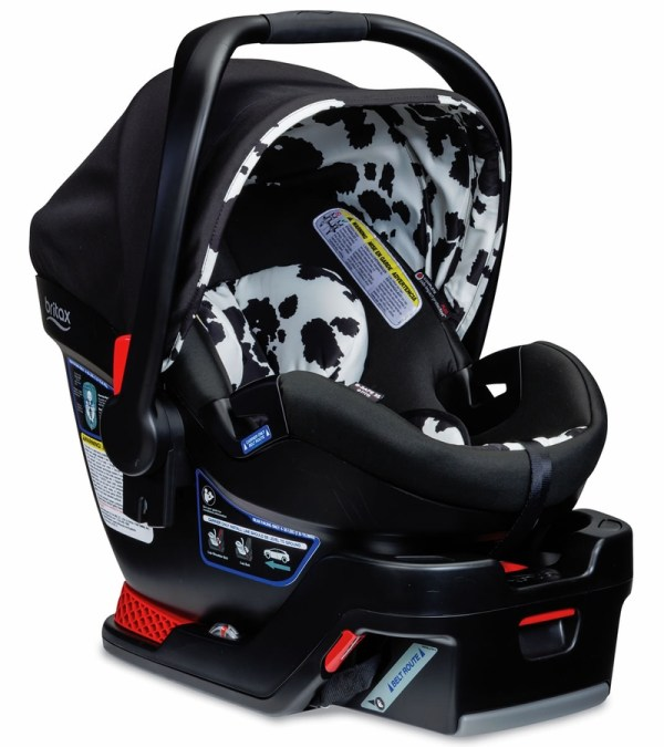 Britax -safe 35 Elite Infant Car Seat - Cowmooflage