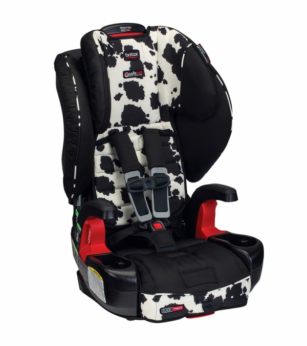 Britax Frontier Clicktight Booster Car Seat - Cowmooflage