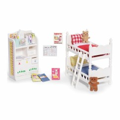 Childrens Potty Chairs Floor Rocking Chair India Calico Critters Children's Bedroom Set
