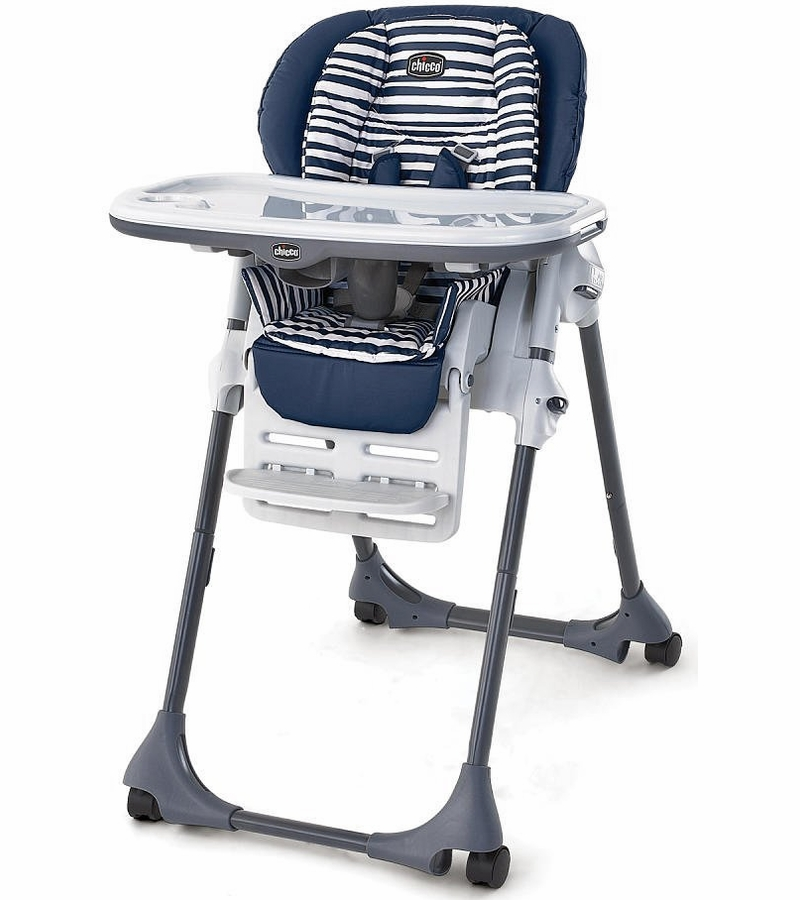 Chicco Polly DoublePad High Chair  Equinox