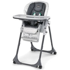 Double High Chair Ozark Trail Chicco Polly Pad Highchair Empire