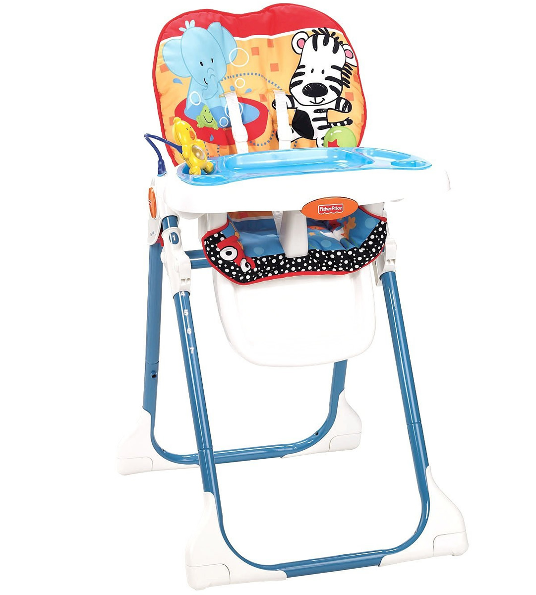 Fisher Price High Chair Seat Fisher Price Adorable Animals High Chair