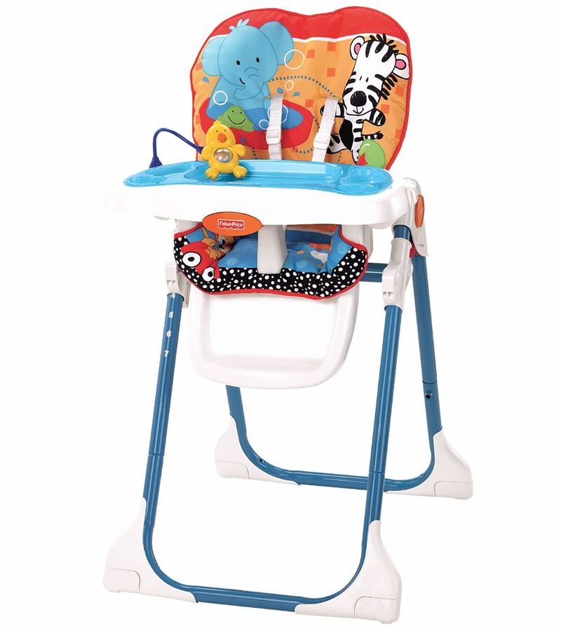 FisherPrice Adorable Animals High Chair