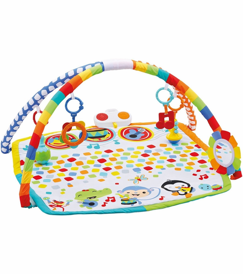 FisherPrice Babys Bandstand Play Gym