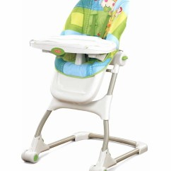Albee Baby High Chair Bookshelf For Sale Fisher-price Discover N' Grow Ez Clean