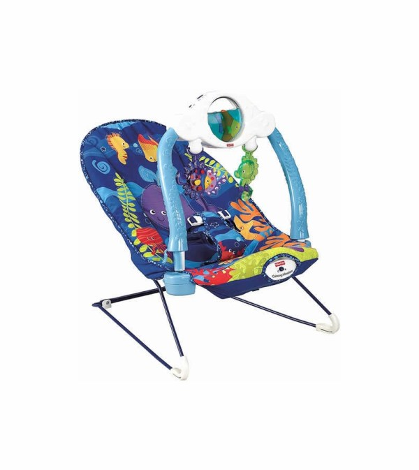 Ocean Wonders Swing & Bouncer Bundle
