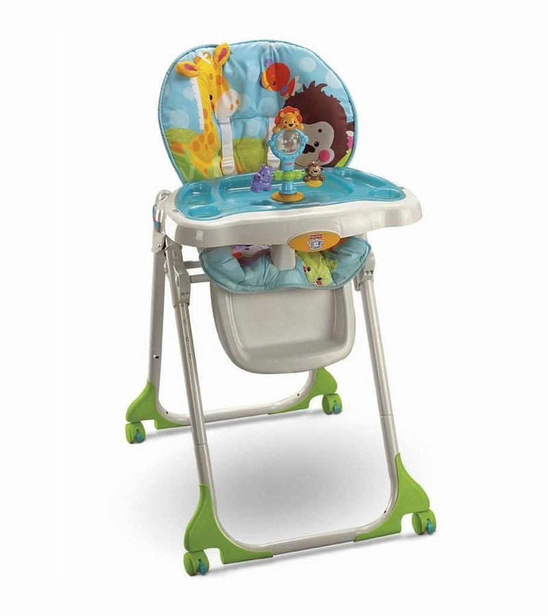 FisherPrice Precious Planet High Chair P3325