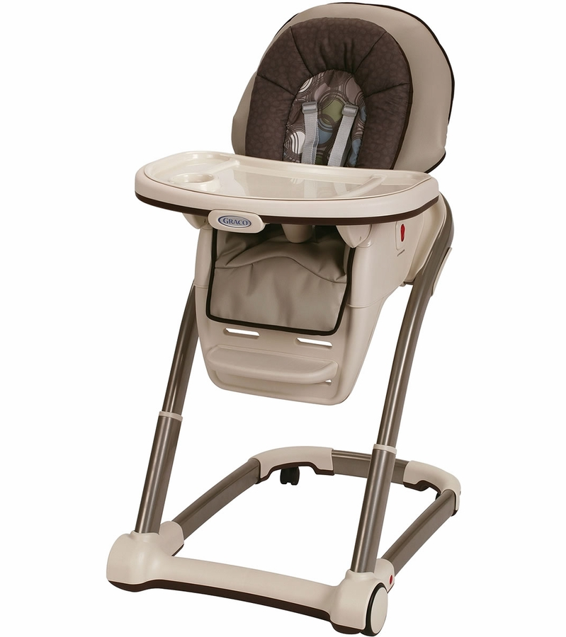graco high chair 4 in 1 leather covers uk blossom 4-in-1 highchair - roundabout