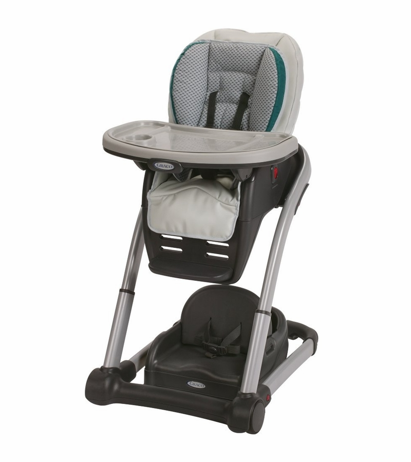 Graco Blossom 4in1 Highchair  Sapphire