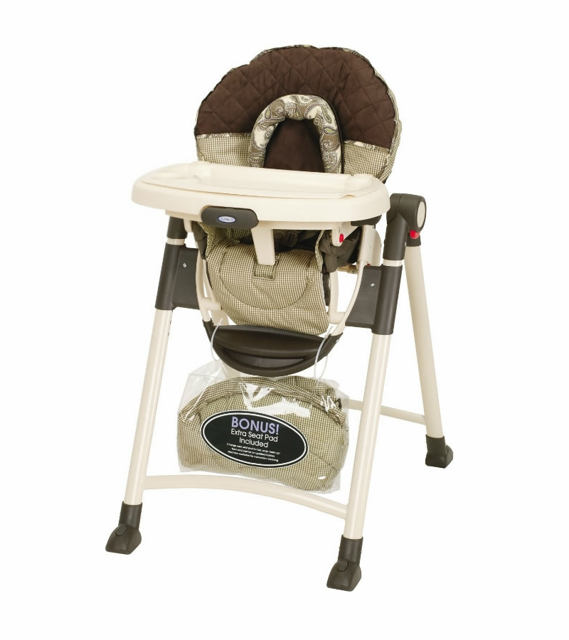 Graco Contempo Highchair  Birkshire
