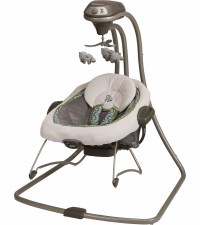 Graco DuetConnect Swing + Bouncer