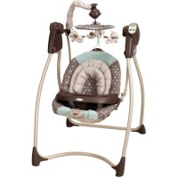 Graco Lovin' Hug Infant Swing - Capri
