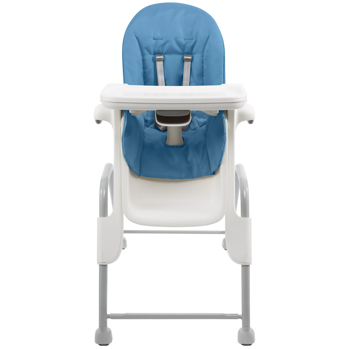 albee baby high chair slip cover and ottoman oxo tot seedling blue