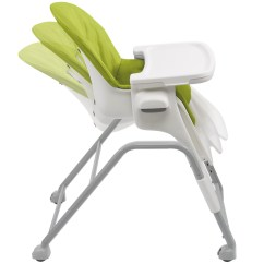 Albee Baby High Chair Victorian Design Oxo Tot Seedling Green