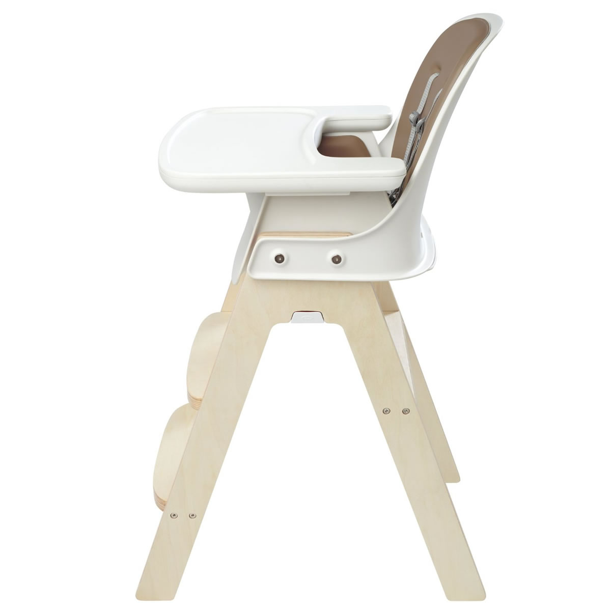 albee baby high chair folding covers canada oxo tot sprout taupe birch