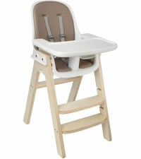 OXO Tot Sprout High Chair - Gray/Gray