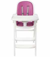 OXO Tot Sprout High Chair - Pink / White
