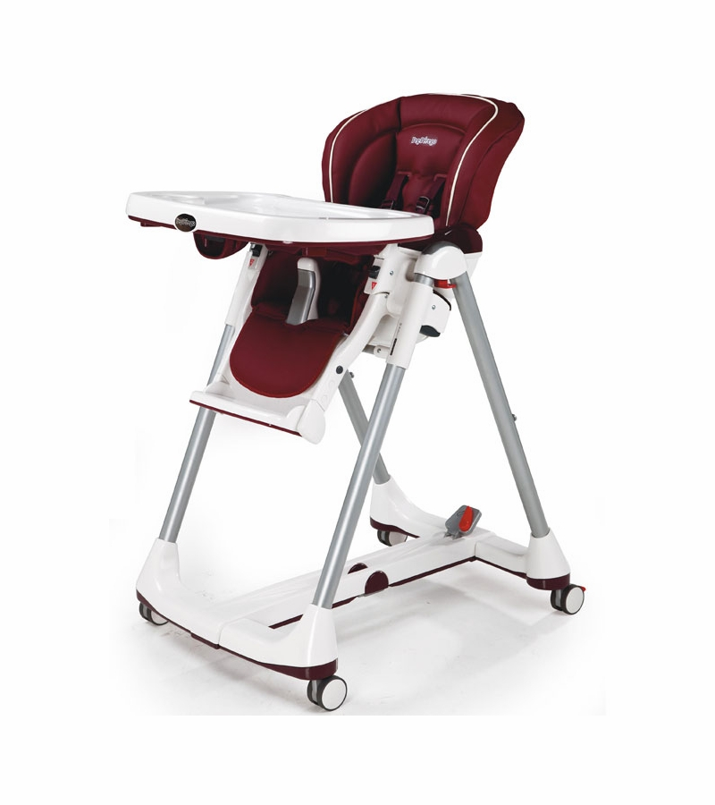 Peg Perego Prima Pappa Best High Chair  Bordeaux